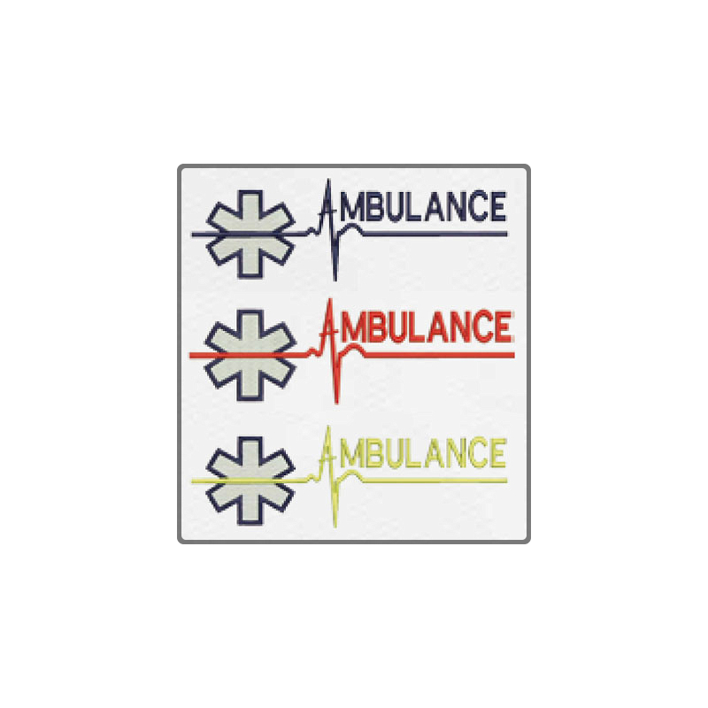 LOGO AMBULANCE SEUL
