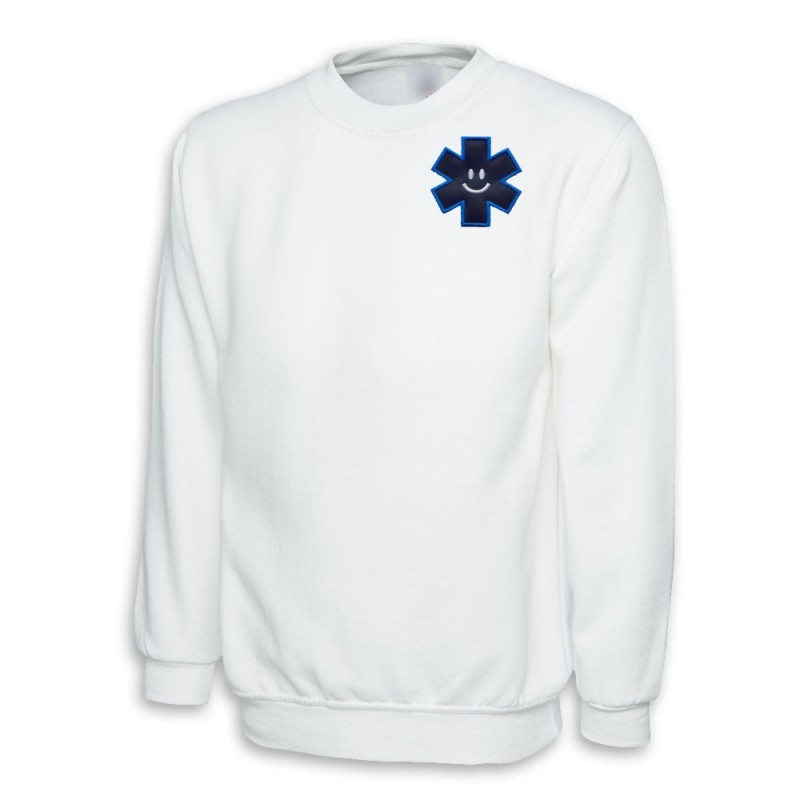 SWEAT CONFORT 300 - BLANC