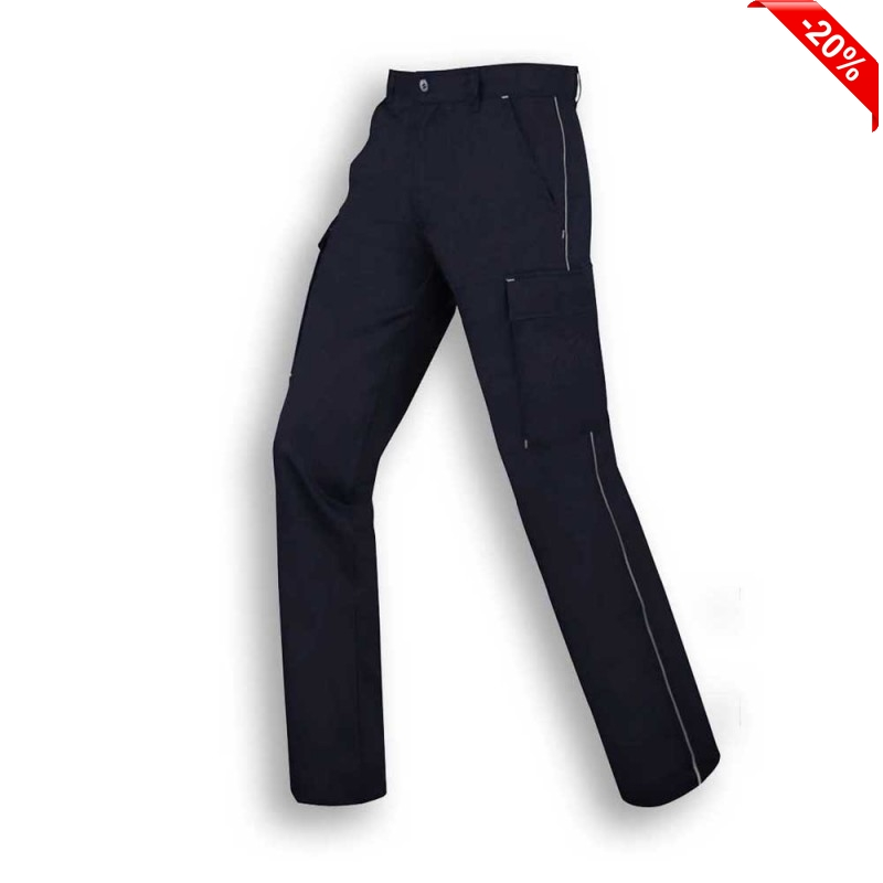 DESTOCK PANTALON REFLECT BRODÉ - T56