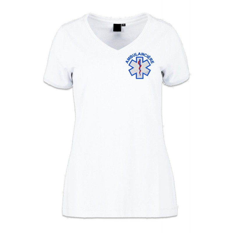 TEE-SHIRT PROWEAR ECOLABEL - FEMME COL ROND