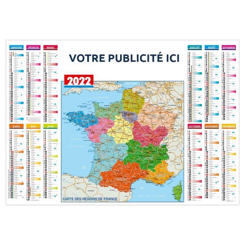 SM RÉGIONS 2022 - SOUS-MAIN PLASTIFIÉ
