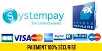 Paiement par CB Systempay - Ambu Promo
